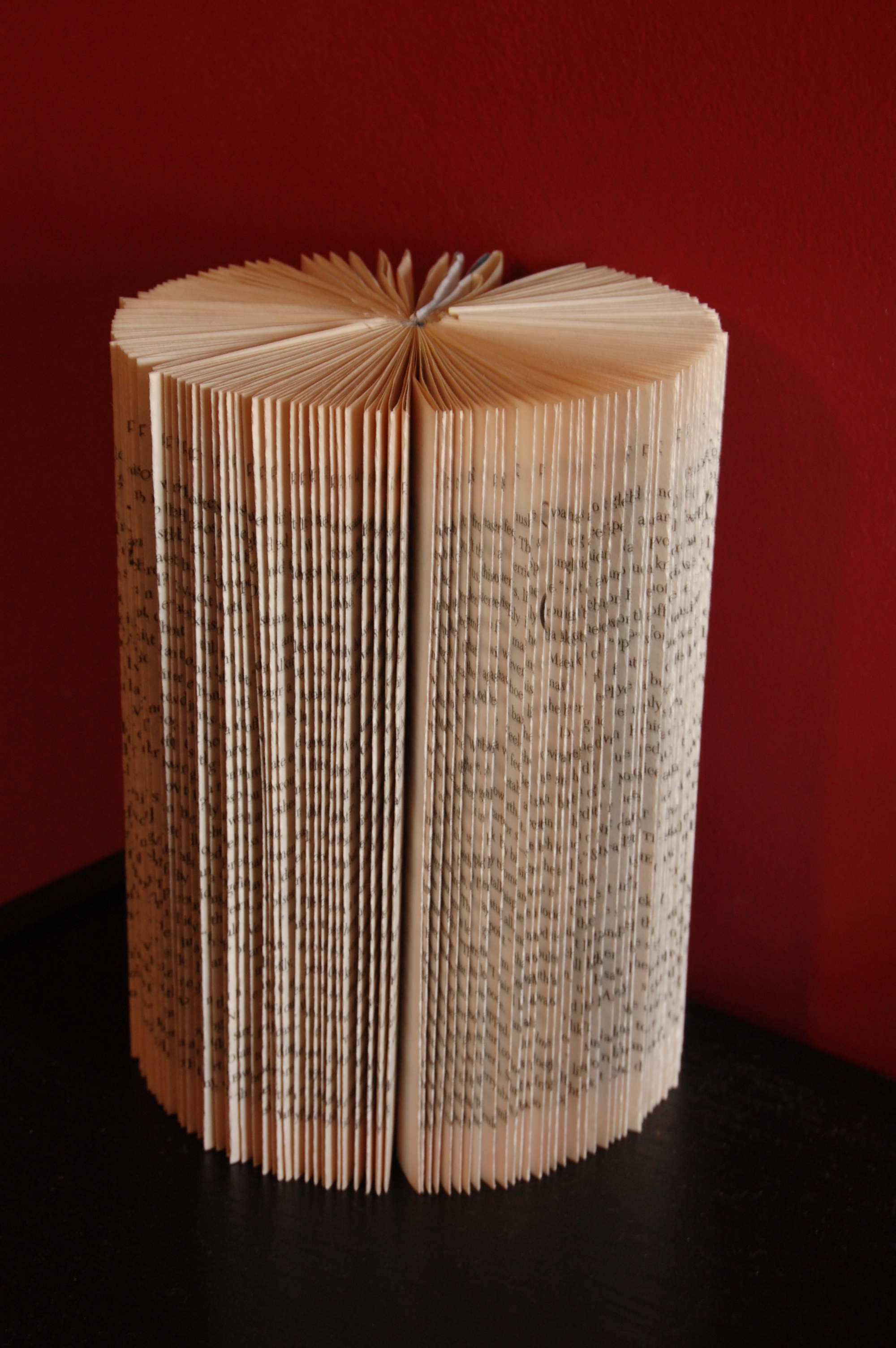 DIY Project – Book Art