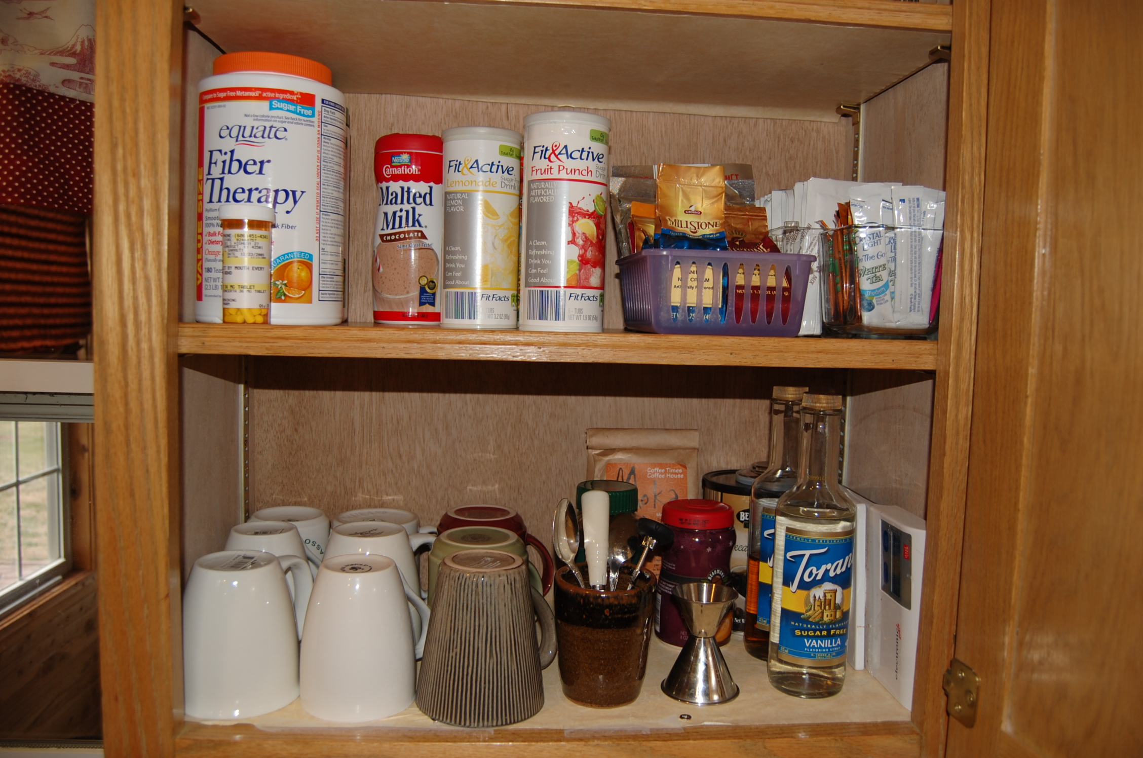 organizing your {CABINETS} | Let's Get Cooking