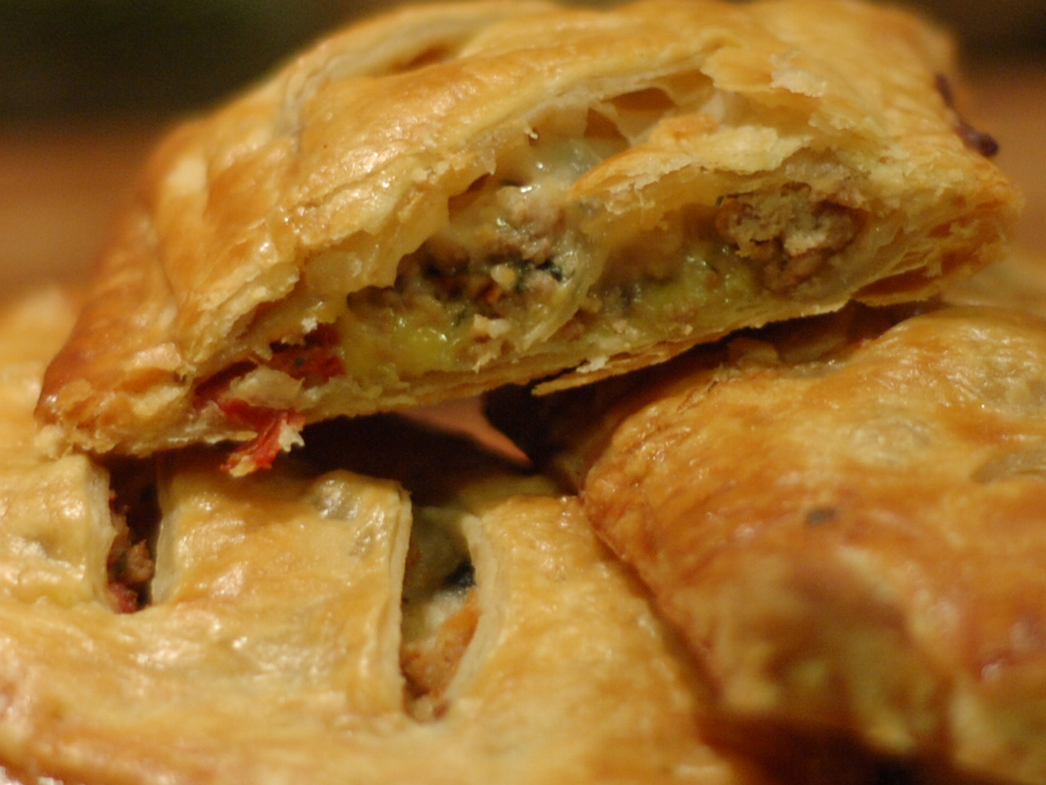 Baked Meat Pies
