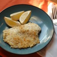 Parmesan Crusted Tilapia {THM-FP}